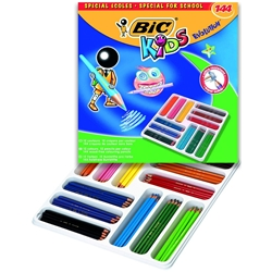 KIDS Evolution Colouring Pencils [Pack 144]